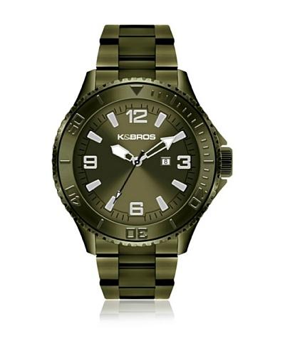 K&BROS Reloj 9564
