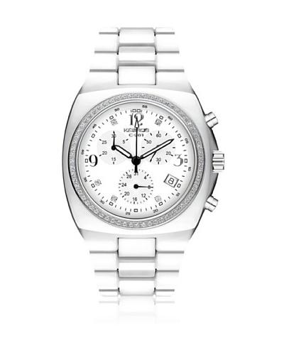 K&Bros  Reloj 9141 Blanco