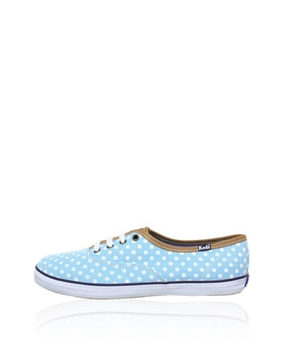 Zapatillas Étagère Azul / Blanco / Marrón