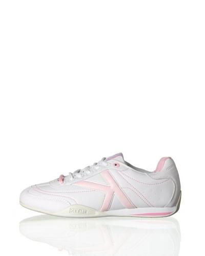 Kelme Zapatillas Sport Nexaca Blanco / Rosa