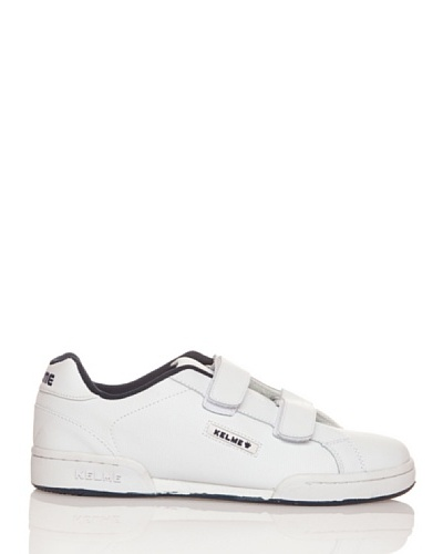 Kelme Zapatillas Moments Sr V Blanco / Marino