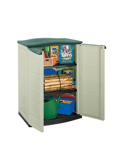 Keter Armario Exterior Compact Shed Mini