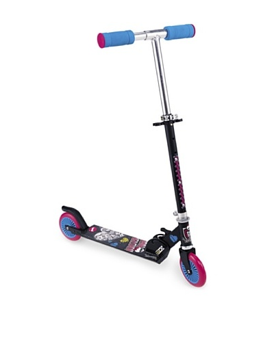 Kidzcorner Scooter aluminio plegable Monster High