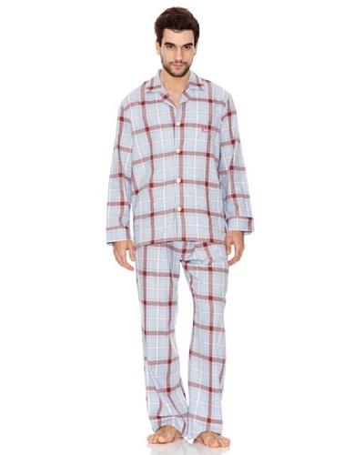 Kiff-Kiff Pijama Largo Tela Hombre