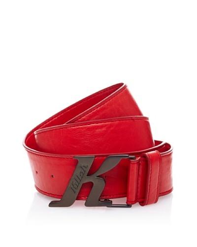Killah Cinturón Sissi Rojo