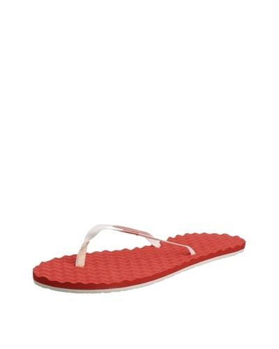 Kipling Women's Flip Flop Massage Water Shoes Fucsia