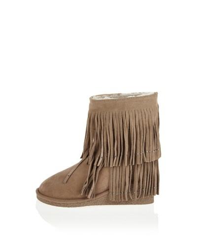 Koolaburra Savannity 10SAVF - Botines fashion de ante para mujer