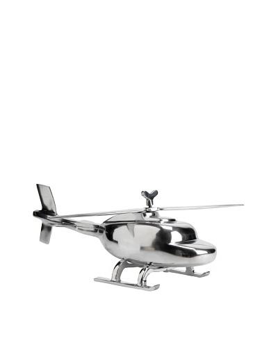 Korb Helicóptero Deco Aluminio 60 Cm