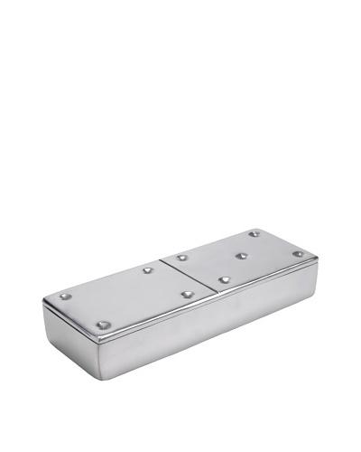 Korb Caja Domino Aluminio