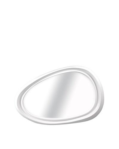 Korb Espejo Design Blanco Lacado Loft
