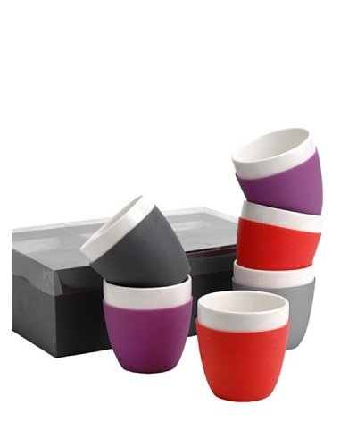 Korb Caja 6 Tazas Café