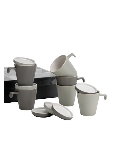 Korb Caja 6 Tazas Espresso