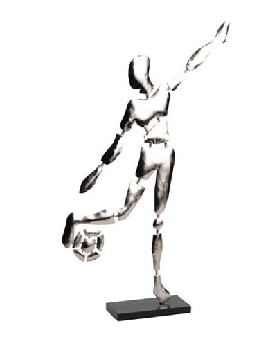 Korb Estatuilla Futbolista