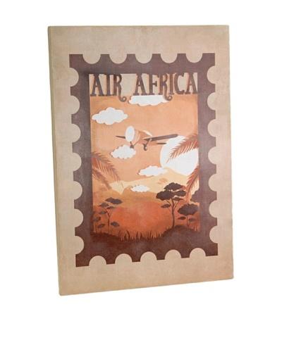 Korb Lienzo África 50x35 Cm
