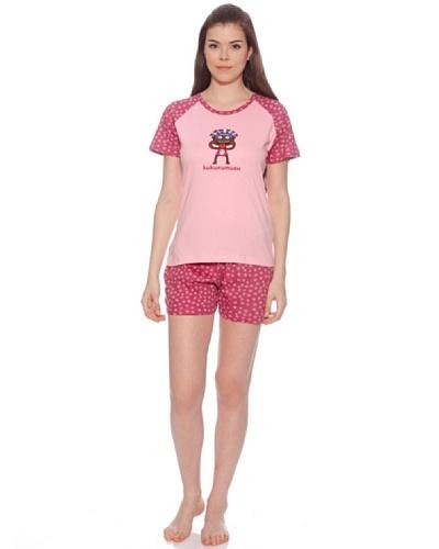 Kukuxumusu Pijama Mujer