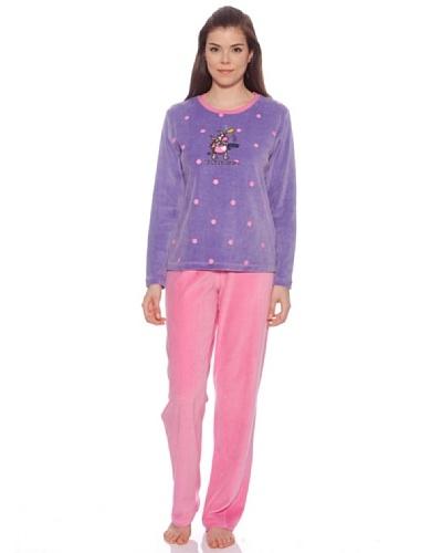 Kukuxumusu Pijama Mujer Cocinitas