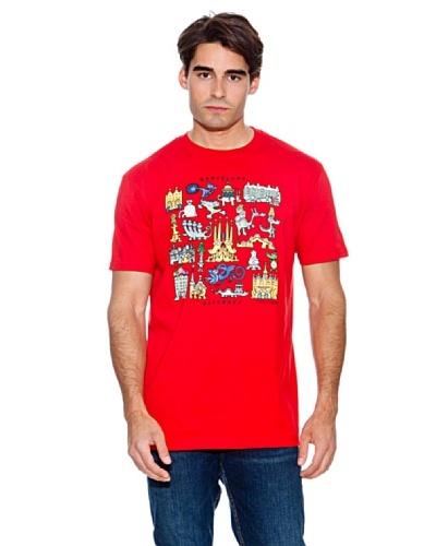 Kukuxumusu Camiseta Gaudracs