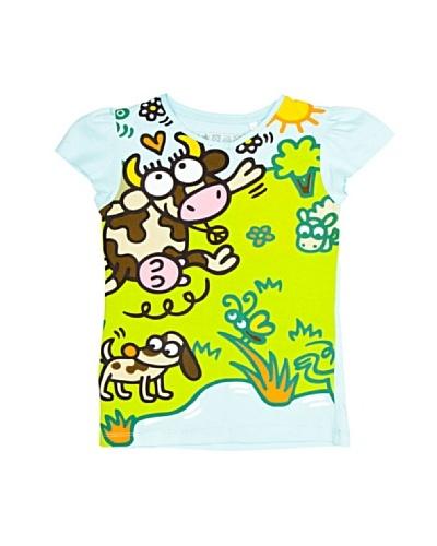 Kukuxumusu Camiseta Vaca