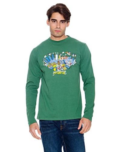 Kukuxumusu Camiseta Skyline Madrid