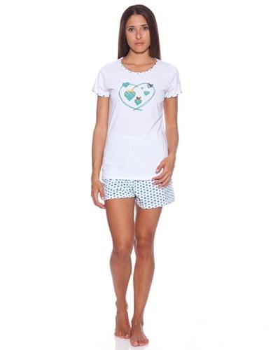 Kumy Pijama Señora Corazón Tirante