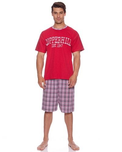 Kumy Pijama Caballero Copperhill Liso