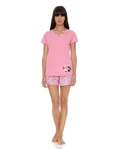 Kumy Pijama Mujer Vaquita