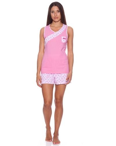 Kumy Pijama Señora Cruzado