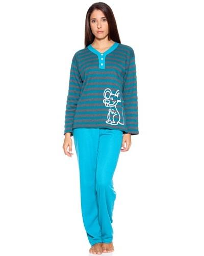 Kumy Pijama Esmeralda