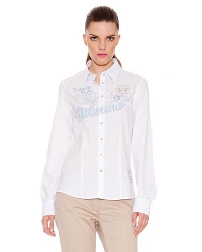 La Martina Camisa Palermo Blanco