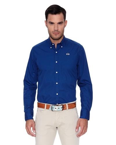 La Martina Camisa Zako Azul