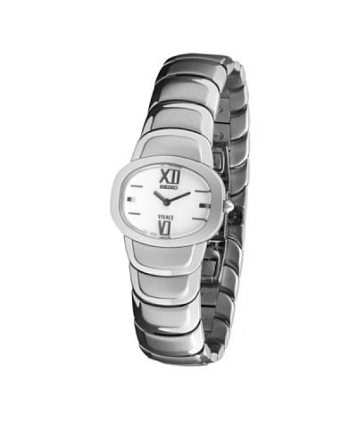 Seiko 70017 – Reloj de Señora movimiento de cuarzo con brazalete metálico