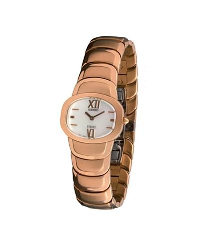 Seiko 70117 – Reloj de Señora movimiento de cuarzo con brazalete metálico