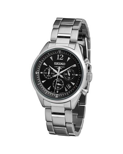 SEIKO SSB067P1 – Reloj de Caballero movimiento de cuarzo con brazalete metálico