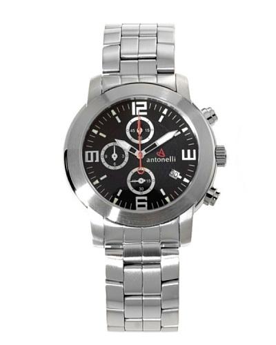 ANTONELLI 920004 – Reloj de Caballero movimiento de cuarzo con brazalete metálico