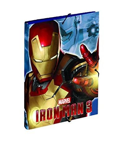Iron Man Mark Carpeta Gomas Iron Man Mark