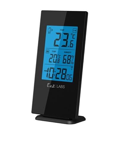 Labs Estación Meteorológica Essential Negro