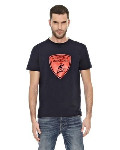 Lamborghini Camiseta Taped Shield