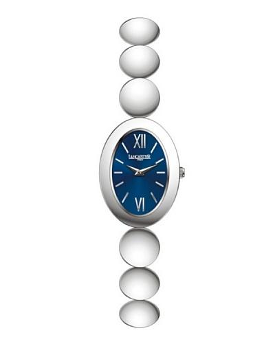 Lancaster 0645SSBL – Reloj de Señora cuarzo Plata