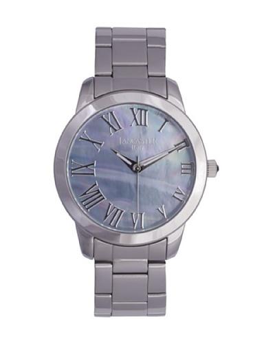 Lancaster 0638MBSSNRSL – Reloj de Señora cuarzo Plata