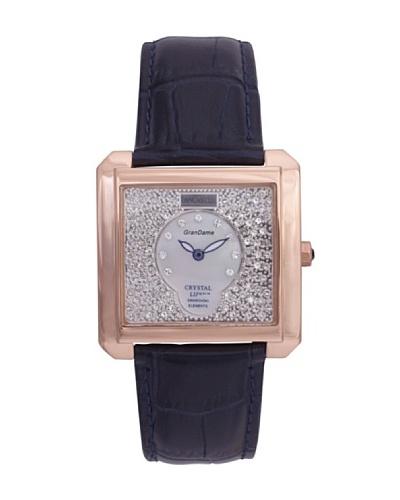 Lancaster 0635LZRGBNBL – Reloj de Señora cuarzo piel Azul