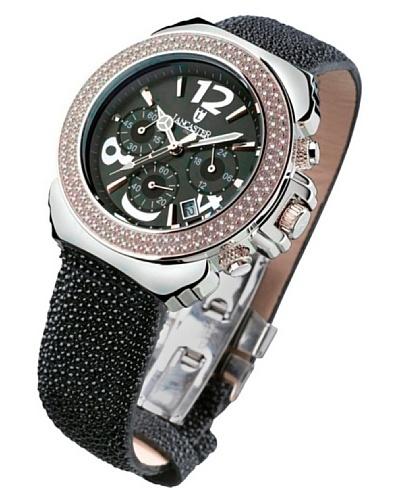 Lancaster 0422GNRNR – Reloj de Señora cuarzo piel Negro