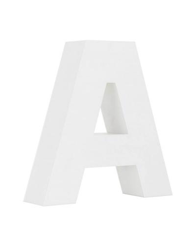 Lámpara de diseño Letra A Luminosa