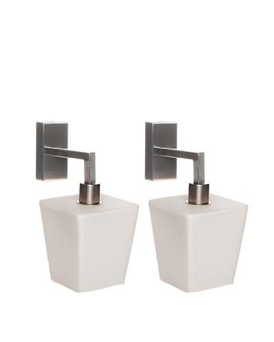 Lámpara de diseño Set de dos apliques Igloo