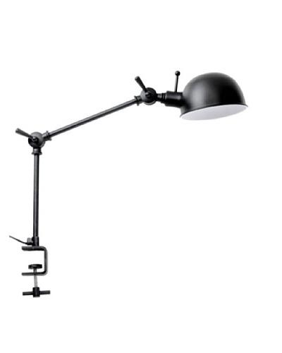 Lámpara de diseño con pinza Estilo industrial