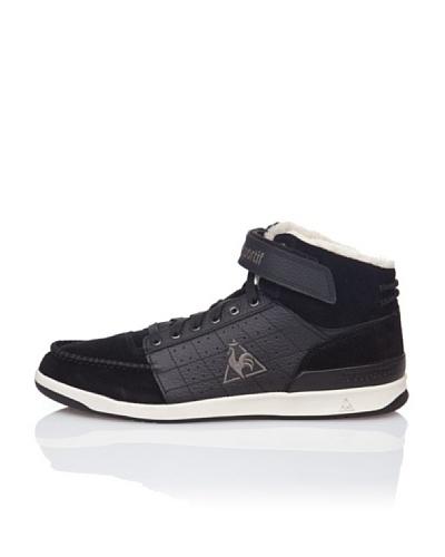 Le Coq Sportif Zapatillas Retro Lifestyle Diamond Lammy Negro