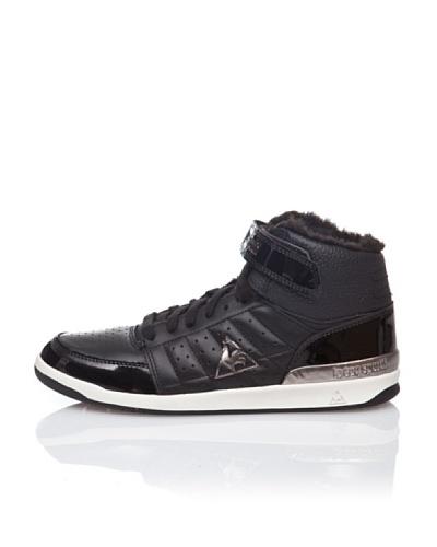 Le Coq Sportif Zapatillas Retro Sport Diamond Lea Negro