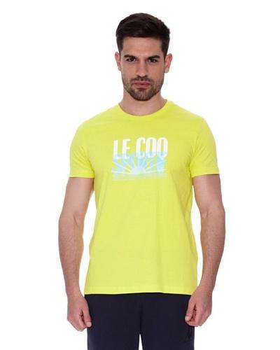 Le Coq Sportif Camiseta Mosson