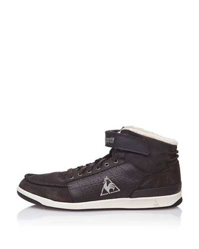 Le Coq Sportif Botas Retro Lifestyle Diamond Lammy Chocolate