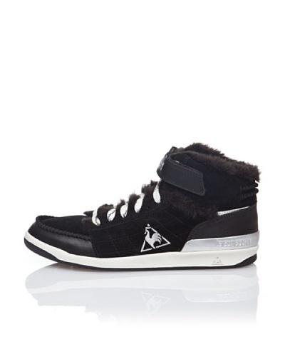 Le Coq Sportif Zapatillas Retro Sport Diamond Lammy Negro