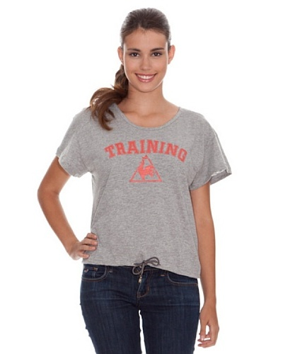 Le Coq Camiseta Slub Training